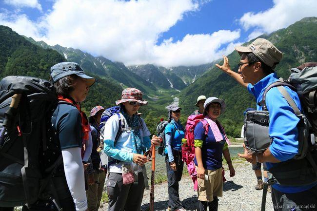 特定非営利活動法人信州まつもと山岳ガイド協会やまたみの写真