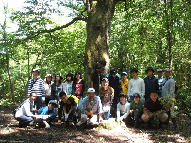 森林塾かずさの森の写真