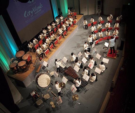 特定非営利活動法人シティーウィンズ久留米市民吹奏楽団の写真
