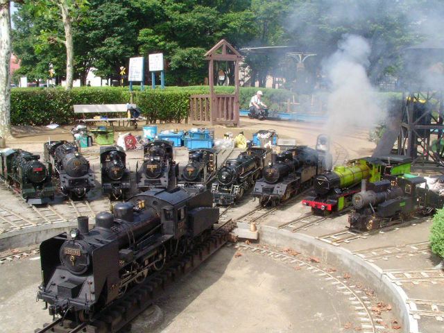 特定非営利活動法人 市川蒸気鉄道クラブの写真
