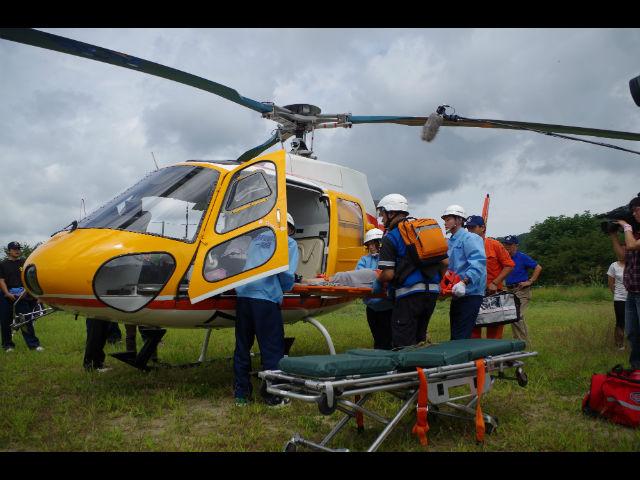 特定非営利活動法人All Round Helicopterの写真