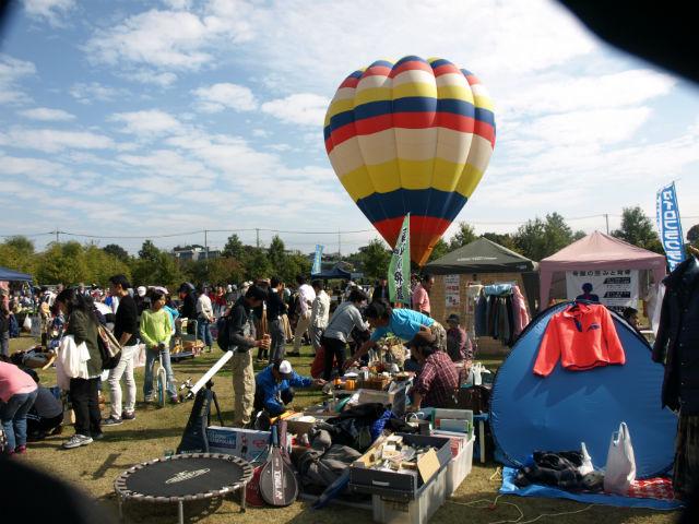 特定非営利活動法人フリーマーケット主催団体協議会の写真