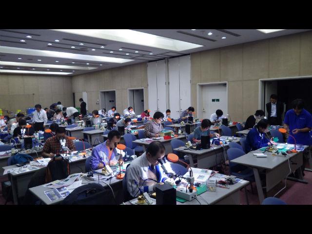 NPO日本はんだ付け協会の写真